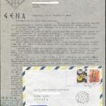 Carta de Soares a J.J. Montejo