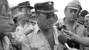 General Gomez Salazar en el Ifni