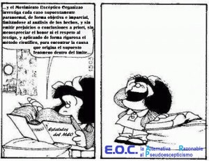 Mafalda esceptica