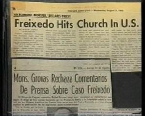 La prensa de toda América Latina cubrió el caso Freixedo (18)