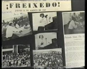 La prensa de toda América Latina cubrió el caso Freixedo