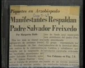 La prensa de toda América Latina cubrió el caso Freixedo (7)