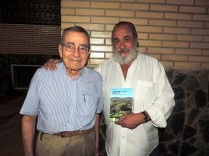 Ignacio Darnaude y Rafael Llamas (Foto M. Garrido)