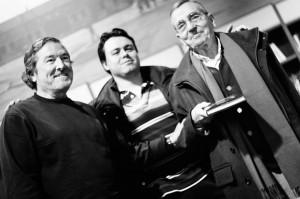 JJ, Darnaude y yo
