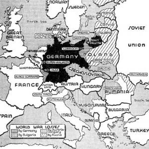 Perdidas territoriales por el Tratado de Versalles (2)