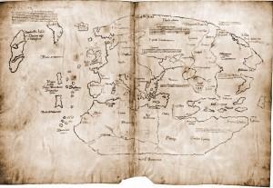 11 mapa de Vinlandia recuadro 2