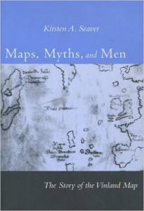 12 Maps, Myths, and Men; The Story of the Vinland Map. Kirsten A. Seaver 2004 recuadro 2
