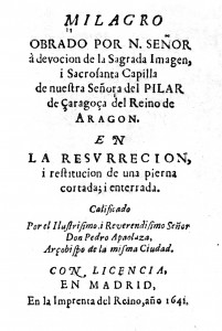14 relacion de Diego Jose Dormer atribuida erroneamente a su tio fray Jeronimo de San Jose 1641