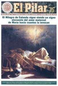20 Pellicer monja pintora Isabel Guerra revista El Pilar nº 5094 abril de 1999