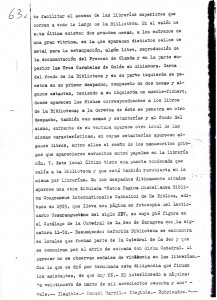 7 causa criminal contra Enzo Ferrajoli Dery robo manuscritos SEO milagro cojo Calanda
