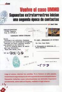 20160703 EL CASO- Vuelve el caso UMMO