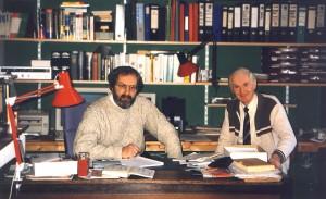 Rudolph Smith con el Dr. Geoffrey Dean 1 (Fotografía de Dr. Geoffrey Dean)