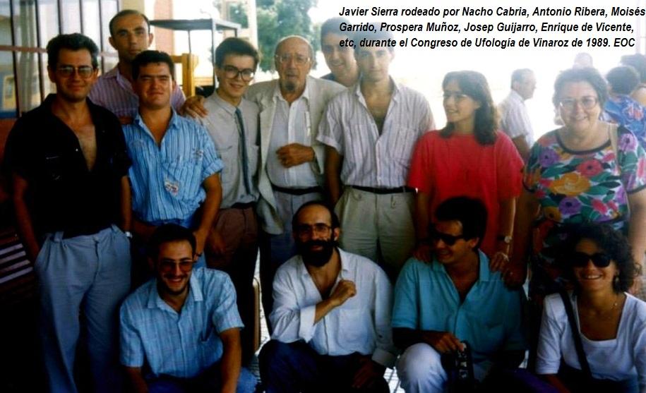 1990. Congreso homenaje a Antonio Ribera en VinarozS