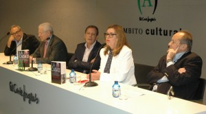 De Izda a Dcha Diego Camacho, Juan Rando, Fernando Rueda, Belen Roca y Manuel Rey - copia