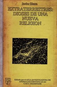 El primer libro de Javier Sierra, sobre OVNIs, hoy es todo un incunable - copia