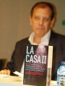Fernando Rueda durante la presentación de La Casa II (2)