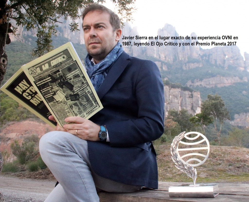Javier Sierra en Montserrat 1 - copia
