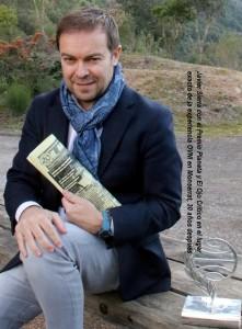 Javier Sierra en Montserrat 2