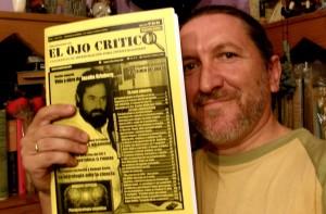 Jose Antonio Caravaca, uno de los referentes de la ufología española, confirma la información de Rueda. Dos agentes del CNI se dedican hoy a reunir casos OVNI (3)