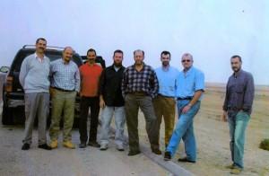 Lo agentes del CNI asesinados en Irak