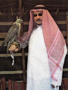 Mikel Lejarza, alias Lobo caracterizado como árabe. El cerebro de los espías es diferente al del resto de las personas.