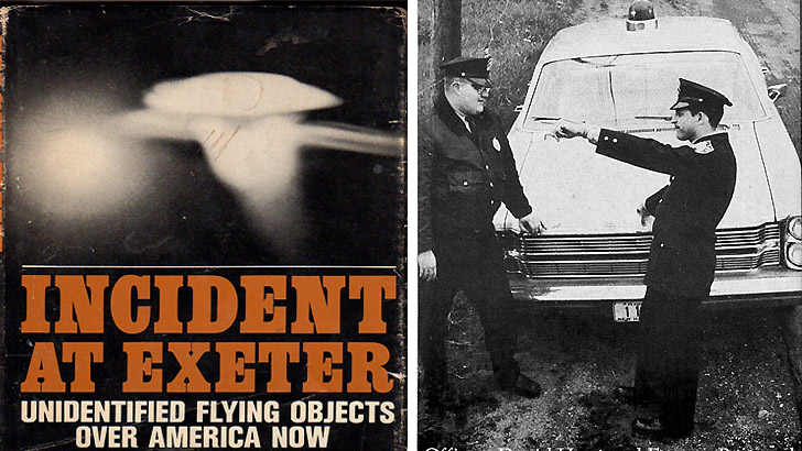 Exeter-Incident