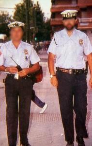 Los dos agentes del 092 testigos del caso vallecas