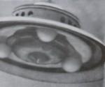 Fotos de las naves tomadas por Adamski el 13 de diciembre de 1952 tratadas digitalmente por Erik Olsen (2)