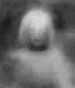 Las fotos del humanoide y la nave recuperadas digitalmente por Rene Olsen  (1)