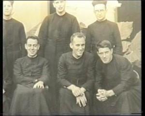 El joven Salvador Freixedo recien ordenado (6)