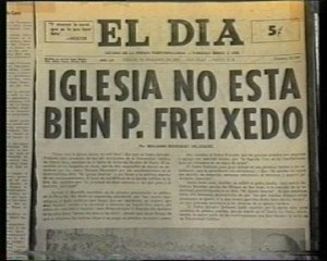 La prensa de toda América Latina cubrió el caso Freixedo (20)