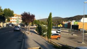 Parking vista